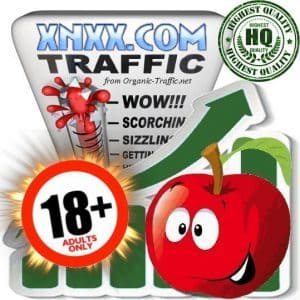 Buy XNXX.com Adult Traffic