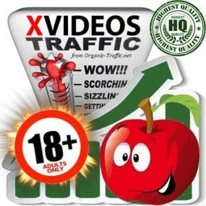 Buy xVideos.com Adult Traffic