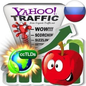 buy yahoo russian federation organic traffic visitors